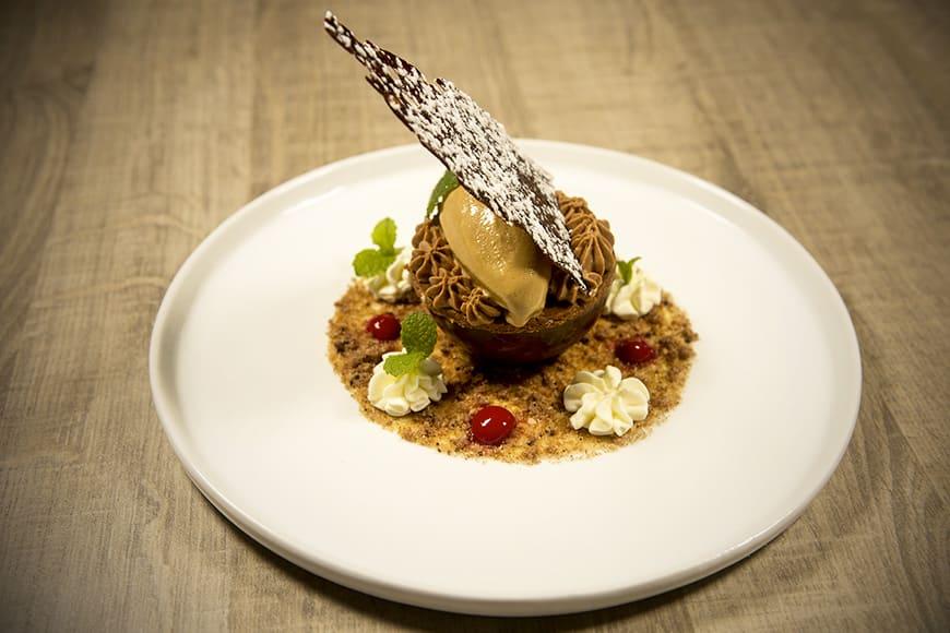 Restaurant Belle Rive - Partager