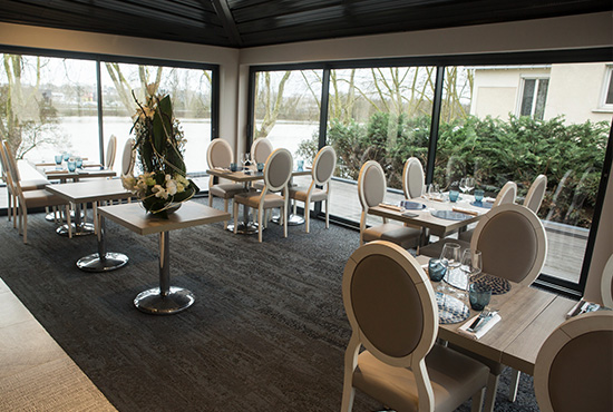 Restaurant avec terrasse Angers